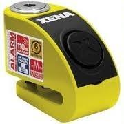 Xena xzz6 alarmiert Bremsscheibenschloss 6mm mit 3 Schlüssel, Superb