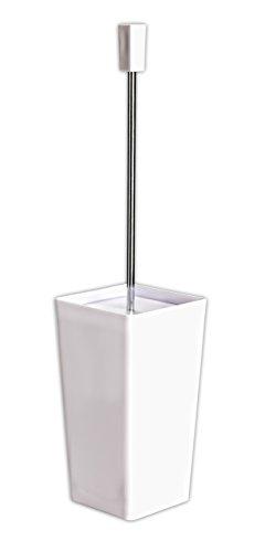 toyma 0474 10 Pot carré Blanc Blanc