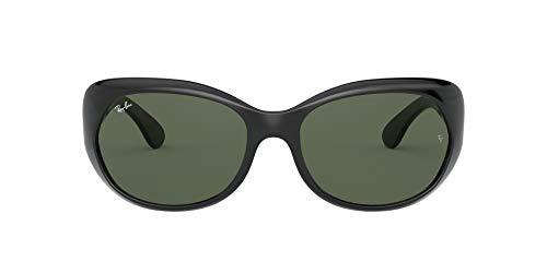 Ray-Ban RB4325-601/71 Gafas de sol, Negro, 59 Unisex