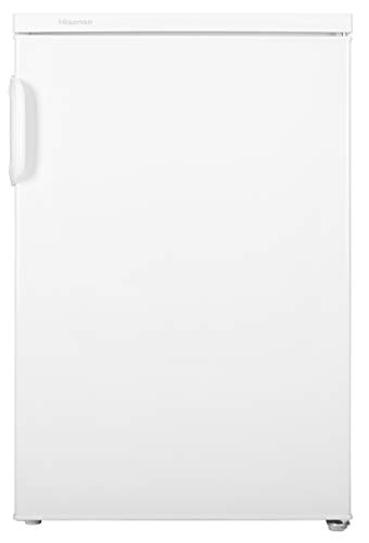 HISENSE RL170D4AWE – Frigorífico de una puerta reversible, con 138 L de Capacidad, despensa vertical en color Blanco