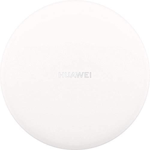 Huawei Cargador inalámbrico Supercharge con adaptador CP60, estación de carga inalámbrica compatible con Mate series 20 Pro, iPhone XS, Galaxy S9, FreeBuds 2 Pro