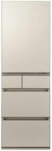 パナソニック冷蔵庫5ドア450L微凍結パーシャル搭載サテンゴールドNR-E455PX-N