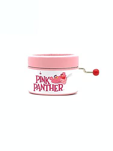 Caja de música de la pantera Rosa