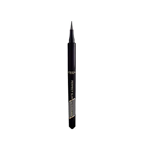 L'Oréal Make Up Designer Paris Super Liner Perfect Slim Eyeliner, Grigio