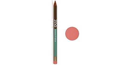ZAO Holzstift 609 altrosa rosa Lipliner Lippenkonturenstift Eyeliner Kajal (bio, Ecocert, Cosmebio,...