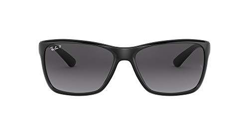 Ray-Ban 0RB4331F-61-601-T3 Gafas, 004/9a, 61 para Hombre