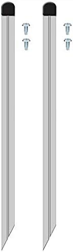 SecurePro Products 36 Long Universal Yard Sign Post Stake Aluminum with 2 Mounting Screws and product image
