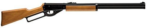 Crosman Sheridian Cowboy | Escopeta de balines de Acero (perdigones BB's 4,5mm) Tipo Winchester. Arma de Aire comprimido de Carga Manual <3,5JULIOS