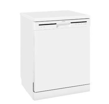 Exquisit GSP 6012 Stand-Geschirrspüler - 60 cm, Weiß, A++