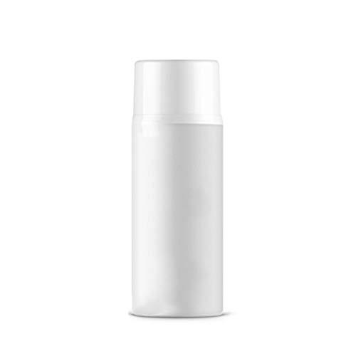 DaoRier Flacons Vide Voyage Avion Contenant Cosmetique Vide/Bouteille Plastique pour Shampooing size 80ml