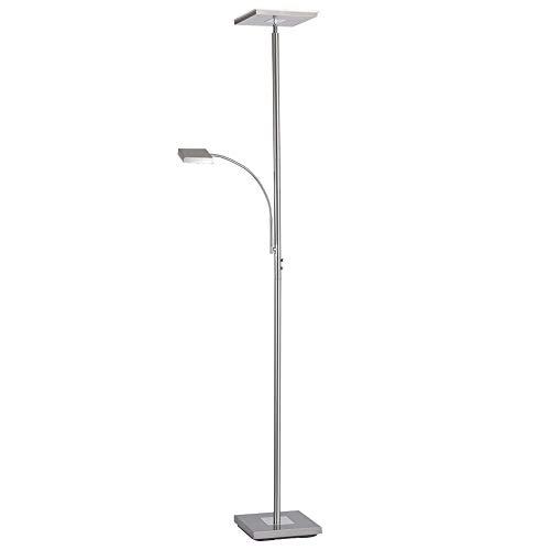 LED Steh Leuchte Wohn Zimmer Beleuchtung Decken Fluter Lampe Touch Dimmer Leuchten Direkt 11710-55