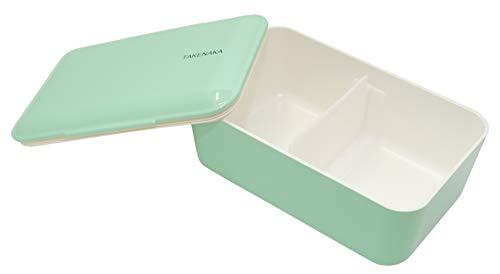 Bento Box voor volwassenen en adolescenten | ideaal voor jause, Vesper, Meal-Prep | dagelijks vers en gezond eten | magnetron- & vaatwasserbestendig, BPA-vrij en van hoge kwaliteit
