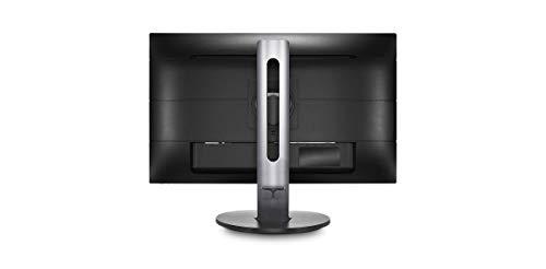 Philips 272B7QUPBEB - 27 Zoll QHD USB-C Docking Monitor, höhenverstellbar (2560x1440, 60 Hz, HDMI, DisplayPort, USB-C, RJ45, USB Hub) schwarz