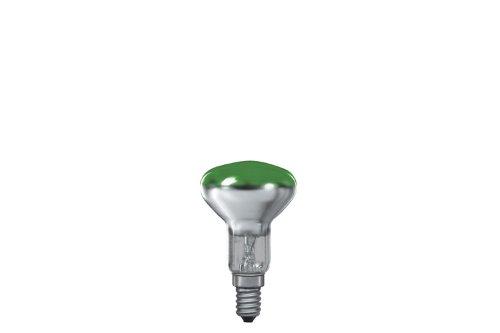 Preisvergleich Produktbild Paulmann 20123 Reflektor Glühbirne R50 25W E14 85mm 50mm Grün