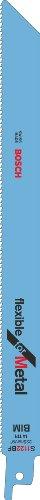 Bosch 2608656032 Säbelsägeblatt S 1122 BF, 100 Stück