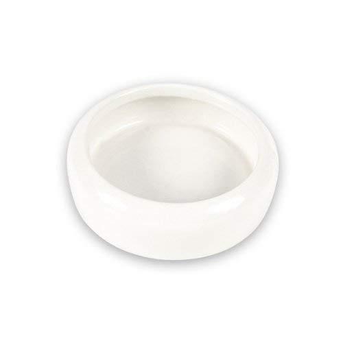 Trixie Keramik Schüssel mit abgerundetem Schüttrand für Kaninchen, 400ml - 3