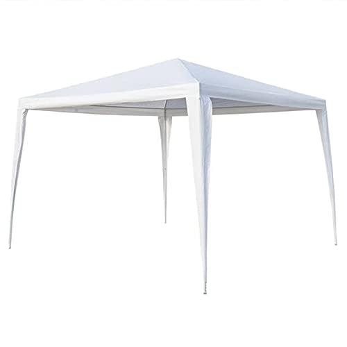 YRRA Carpas Plegables Carpa 3x3 Cenador Gazebo Impermeable, Protección UV 50, fácil de Instalar, para Fiestas, Bodas, Camping, al Aire Libre