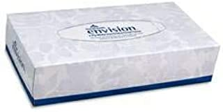 Envision Facial Tissue White 8 X 8-3/10 Inch, 47410 - Box of 100