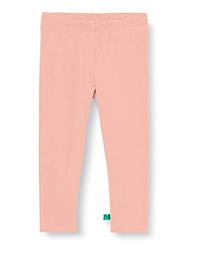 Fred'S World By Green Cotton Alfa Leggings Baby, Orange (Peach 014132402), 58 (Taille Fabricant: 56) Bébé Fille