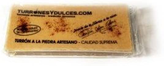 Turrón a la piedra El Abuelo, 300 gramos en caja de madera: Amazon.es: Alimentación y bebidas