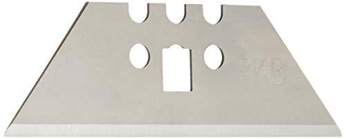 Amazon Basics - Universalmesser-Klingen, mit 3 Einkerbungen, 5 Stück