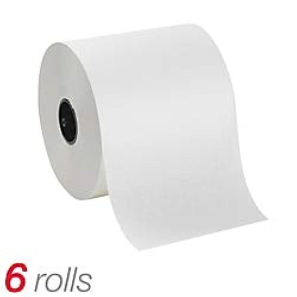 リーガン有名人代わりにSofPull (R) Hardwoundロール紙タオル、7インチ× 1?, 000のFt、ホワイト、ケース6