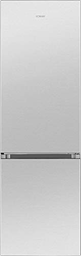 Bomann KG 184.1 Kühl-/Gefrierkombination / EEK A+++ / 198 L Kühlen / 66 L Gefrieren / 130 kWh / ix-look