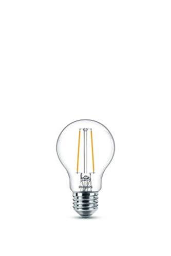 Philips LEDclassic 25W, E27, warmwit (2700 Kelvin), 250 lumen LED-lamp, glas, 2,2 W, helder