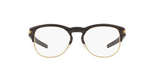 Oakley LATCH KEY OX8134-813405 Eyeglasses WOODGRAIN 50mm