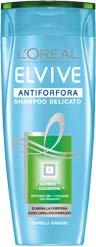 L 'Oréal Paris Elvive Anticaspa Shampoo trattante pelo tendendi ad ingrassarsi 300ml