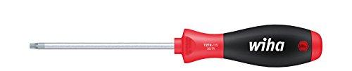 Wiha Schraubendreher SoftFinish® TORX®TamperResistant(mitBohrung) mit Rundklinge (28005) T20H x 300 mm