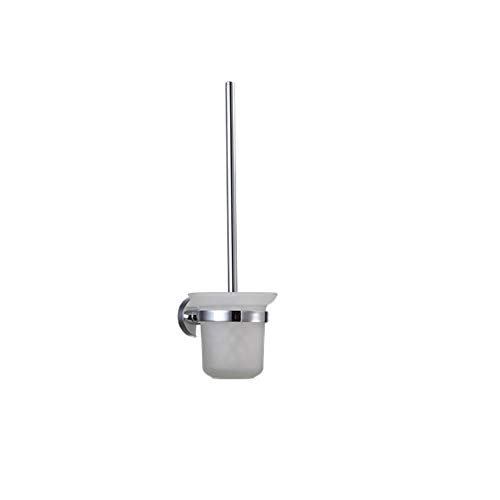 Accesorios de baño Juego de hardware baño de acero inoxidable juego de baño de seis piezas escobilla para inodoro