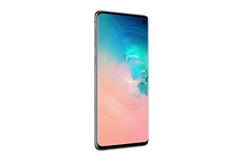 Samsung Galaxy S10 Smartphone (15.5cm (6.1 Zoll) 512 GB interner Speicher, 8 GB RAM, prism white) - [Standard] Deutsche Version