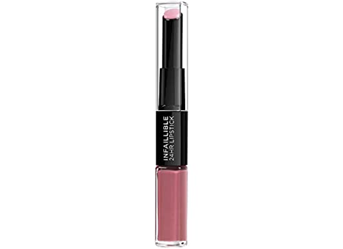 L'Oréal Paris Pintalabios 24H Permanente, Color Rosa 109 Blossoming Berry
