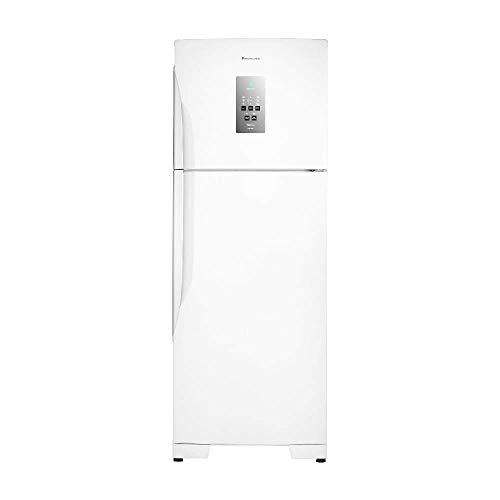 Geladeira Panasonic Frost Free 483L Branco NR-BT55PV2WA 110v