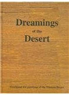 western desert dot painting