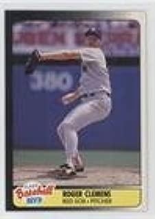 Roger Clemens (Baseball Card) 1990 Fleer Baseball MVP - Box Set [Base] #8