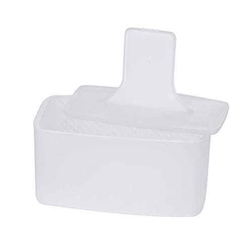 GABO Antihaft-Spam Musubi Maker, Pressform, zertifizierte Sicherheit, ungiftig, BPA-frei (weiß)