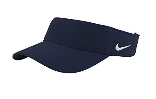 Nike Dry Visor - AV9754 - College Navy - OSFM