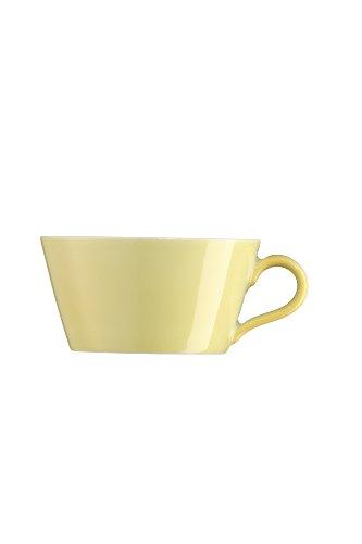 Arzberg Rosenthal Tric - Tee-Obertasse/Teetasse/Tasse - Porzellan - Gelb