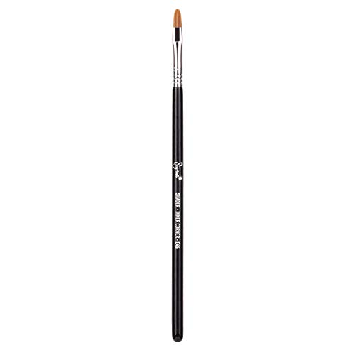 Sigma Beauty Professional E46 Shader Inner Corner Synthetic Eye Makeup Brush with SigmaTech fibers for precise Blending and Highlighting