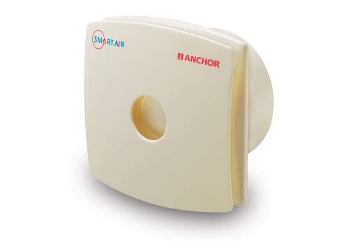 Anchor by Panasonic Smart Air 150mm Pipe Series Ventilation Fan (Ivory)