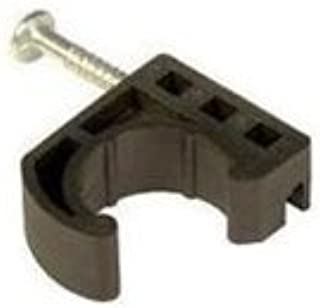 """J CLAMPS FOR 3//8/"""" PEX 50 TUBE TALONS WITH NAIL COPPER CPVC TUBING"""