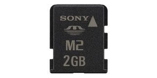 Sony Ericsson 2GB Micro Memory Stick mit USB Adapter
