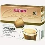 Ristora Caff蠍acchiato Compatibili Nespresso Ristora Cortado - 60 Capsule