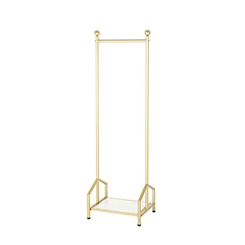 Perchero independiente Rack de capa de suelo, percha simple para el hogar, percha de pie para la sala de estar del dormitorio de la sala de entrada tienda de ropa de balcón perchero resistente