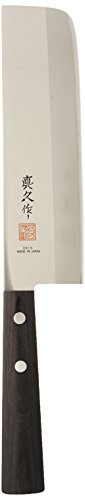 Mac Knife Japanese Series Vegetable Cleaver, 6-1/2-Inch, 6.5 Inch, Silver