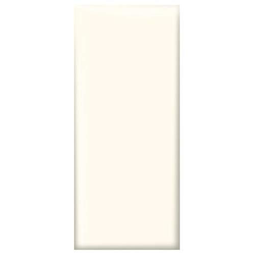 WENZHE Paneles De Pared Suaves Papel Pintado Pared De Azulejos Cabeceros Tapizados Espalda Cama Vistoso Estuche Blando Fondo, Puede Ser Cosido, 6 Colores (Color : Blanco, Tamaño : 1pcs)