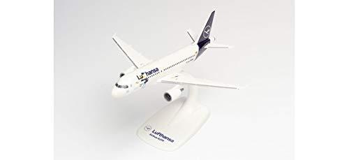 Herpa 612739 Lufthansa Airbus A319 Lu-D-AILU Verden in miniatura, Multicolore