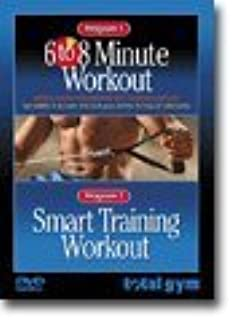 6-8 Minute Workout & Smart Training Workout DVD